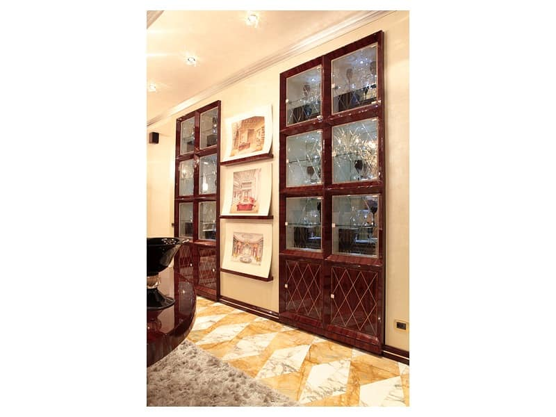 2011 display cabinet in rosewood wall display cabinet living room