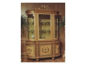 Picture of F604 Display cabinet, classic display cabinet