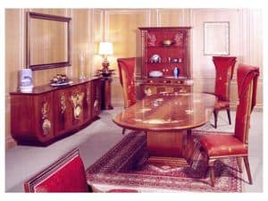 Picture of F620 Dining room, classic table