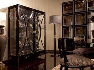 Picture of Luxury Cubica Display Cabinet, compartment cabinet