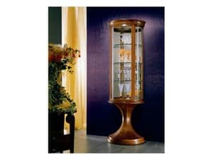Picture of VE26, classic style display cabinets