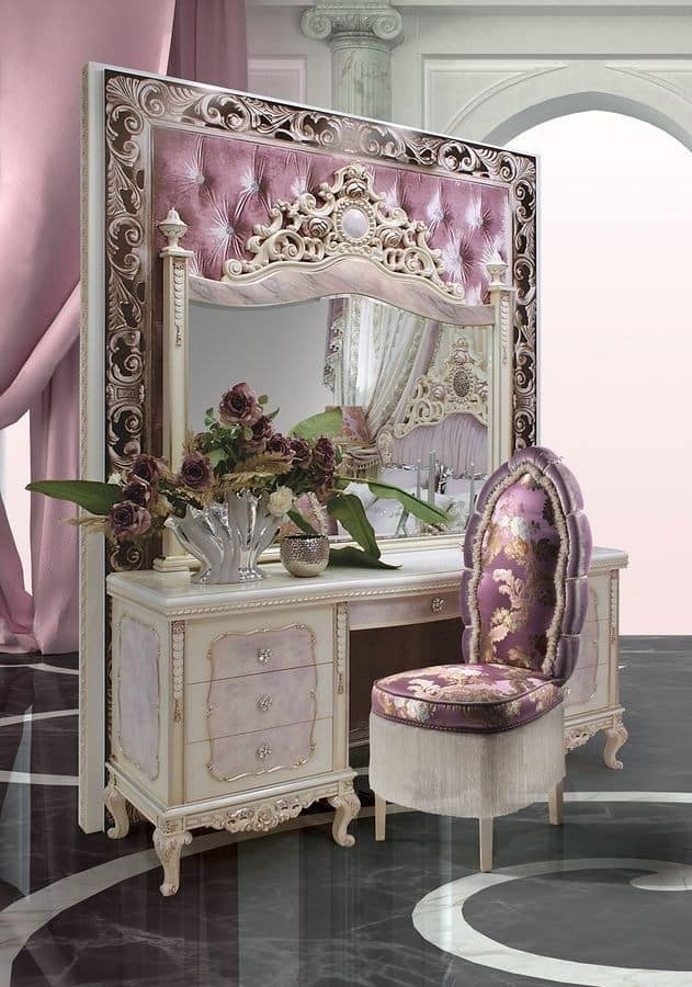 Classic Dressing Table For Classic Bedroom Idfdesign