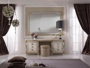 Picture of Liberty dressing table, suitable for office waiting room