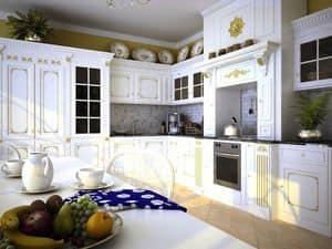 Picture of Versailles kitchen, luxury kitchen