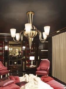 Picture of Dolce Vita Chandelier, elegant chandelier