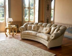 Althea Ring, 2 seater sofa suited for classic living rooms