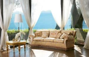 Angelica Ring, Classic luxury sofa for any environment