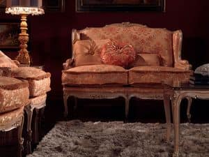 Picture of Anna sofa, luxury classic sofa