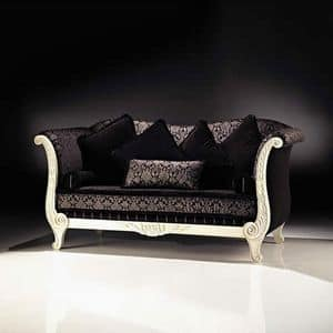 Picture of Art. 1738/L, stuffed sofas