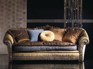 Picture of Art. 202 sofa, suitable for sitting rooms
