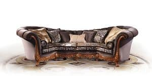 Picture of Art. 4792, classic style sofa