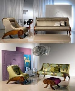 Carpanelli Srl, Sofas and armchairs