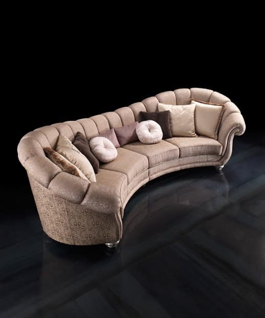 Luxury Sofa In A Classic Style For Living Rooms Idfdesign
