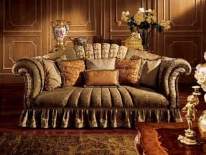 Picture of Emanuela sofa, luxury classic sofas