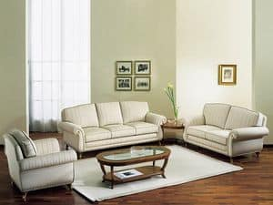 Picture of Gi�, buttoned sofas