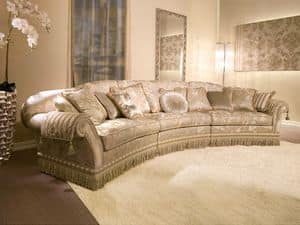 Picture of Glicine Ring, classic style sofas