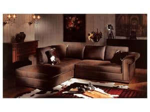 Picture of Luxor corner, stuffed sofas