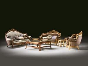 Picture of Luxury, luxury classic sofa