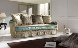 Picture of Malvina, luxury classic sofas
