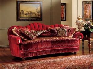 Picture of Marika sofa, luxury classic sofa
