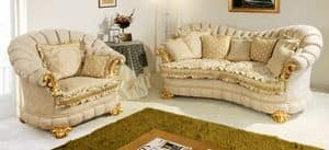 Picture of Michelangelo, luxury classic sofas