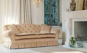 Picture of Morfeo, classic style sofa
