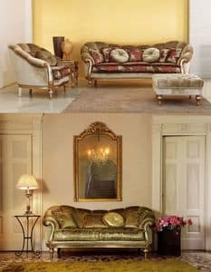 Picture of Olympia, luxury classic sofa