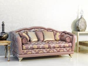 Picture of Pitti, luxury classic sofa