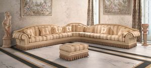 SAMIRA angular, Large corner sofa