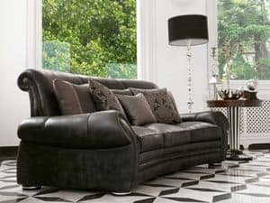 Picture of Sirena, luxury classic sofa