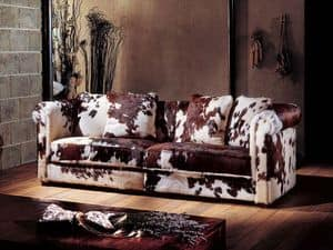 Picture of Thassos, buttoned sofa