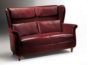 Picture of Venus, buttoned sofas