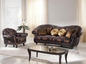 Picture of Victor, luxury classic sofa