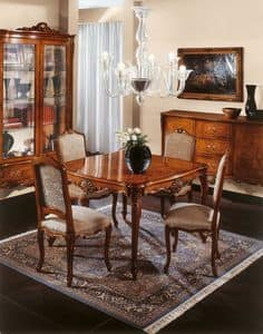 Picture of Art. 316, hand-decorated-luxury-table