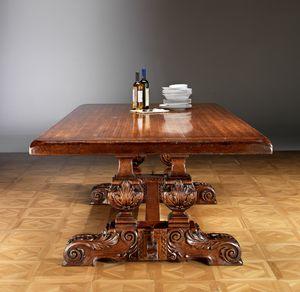 Furniture tables classic style idfdesign - Giovanni visentin mobili ...