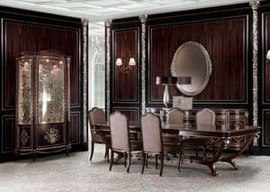 NM2, Classic dining room in luxury style, for Living room