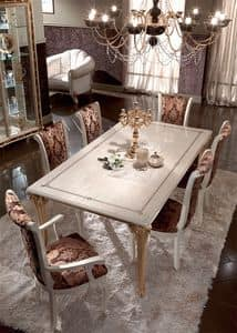 Picture of Raffaello table, suitable for luxury hotel