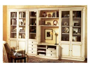 Picture of Classical lacquered composition 02, luxury classic furniture