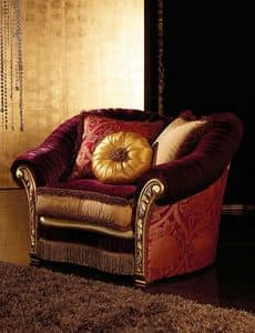 Picture of Art. 201 armchair, suitable for villa