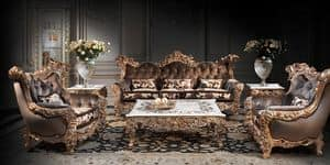 Picture of Art. 4831, luxury small thrones