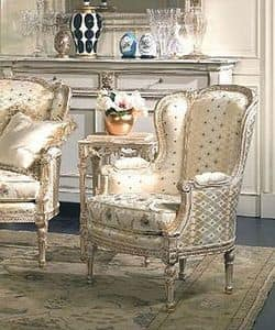 Picture of Art. SM 71 San Marco, elegant armchairs