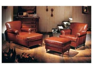 Picture of Athena, chaise longue classic style