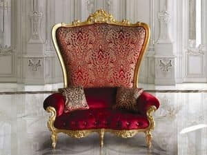 Picture of B/120/1 The Throne, luxury armchairs
