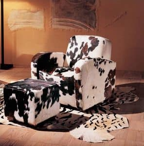 Picture of Cronos, upholstered armchair