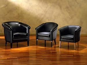 Lci, Armchairs with luxury d�cor, for royal palace