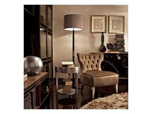 Picture of Luxury Cubica Armchair, armchair in classic style