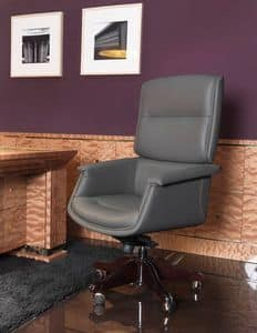 Picture of Poltrona Ascot, upholstered armchair