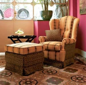 Picture of Siria, luxury armchair