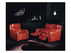 Picture of Vintage relax, luxury armchair