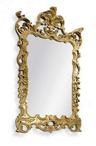 2578, Carved rectangular mirror